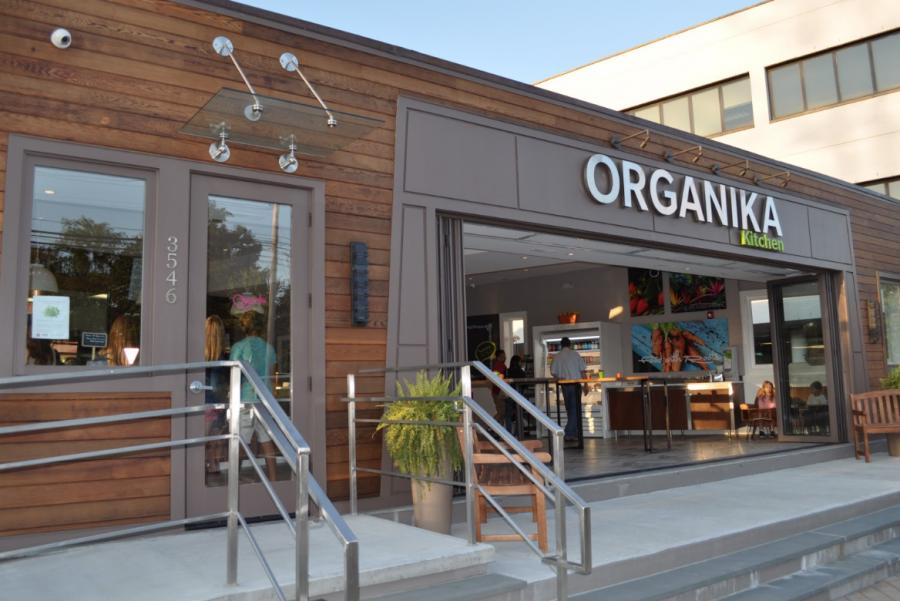 Organika: Taste Real Food Again