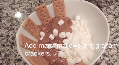 How to make S'mores Dip