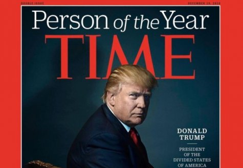 Trump deservedly earns the title of Time's Person of the Year