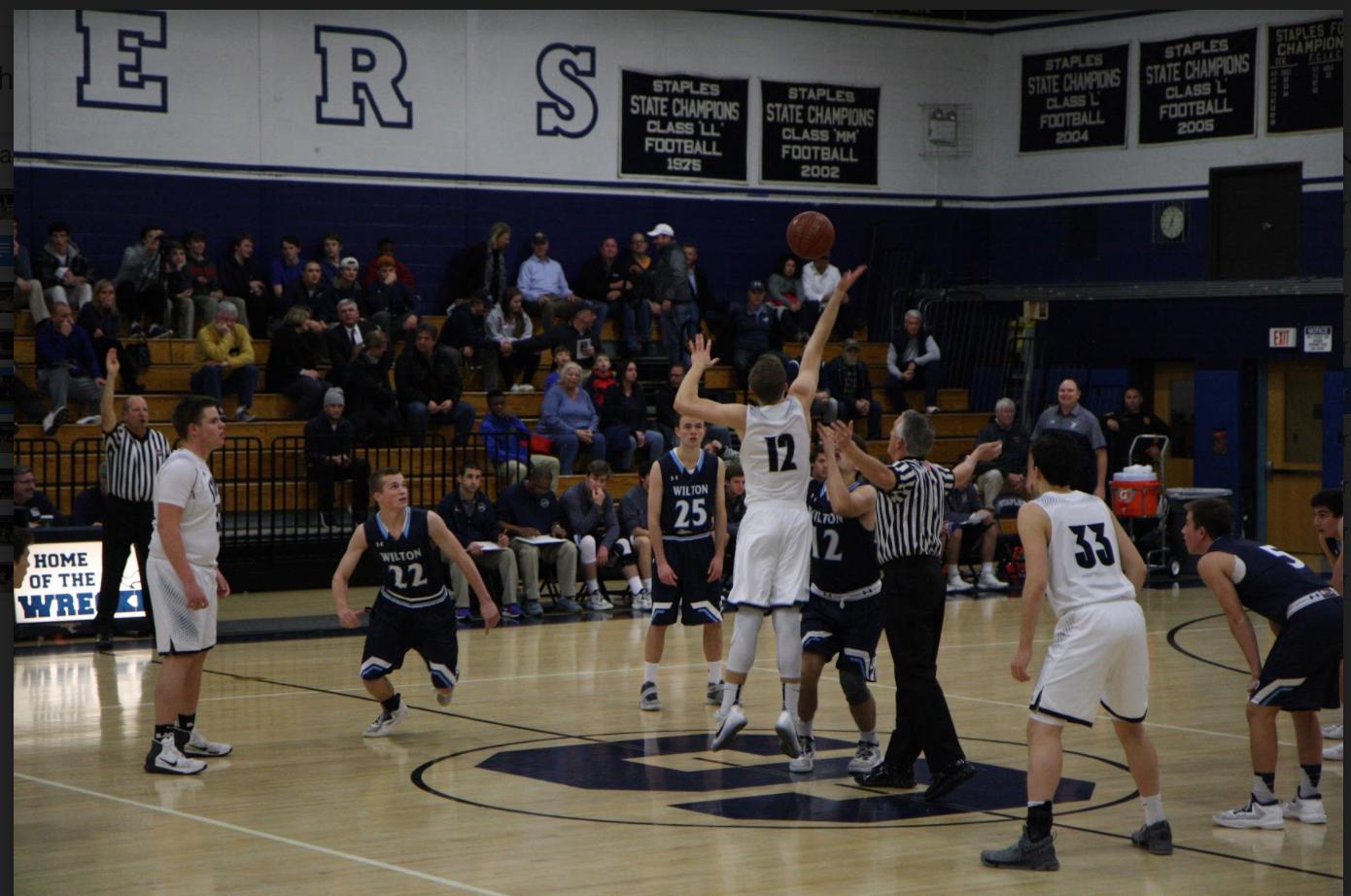 Wilton defeats Staples boys' basketball 81-62 (in photos)