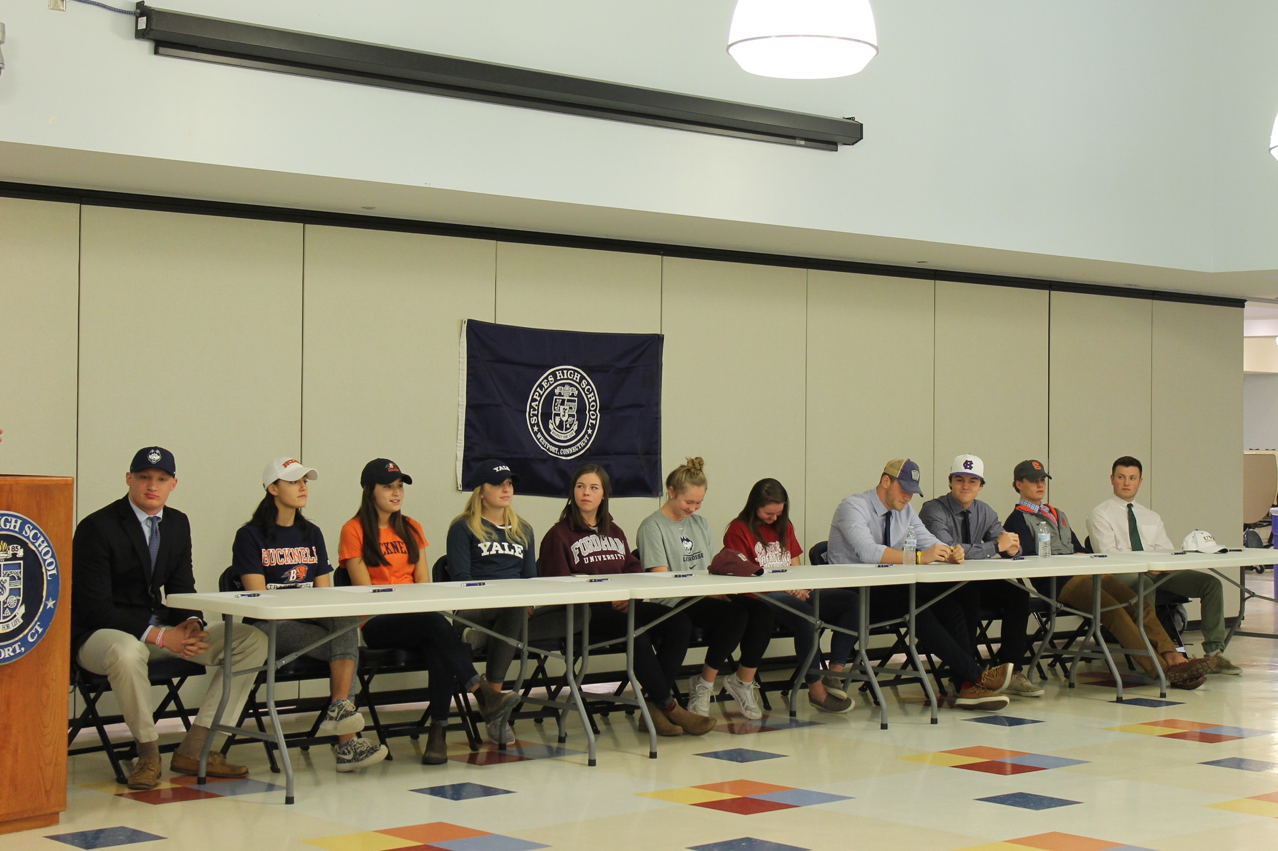 National Signing Day: Staples HS Edition