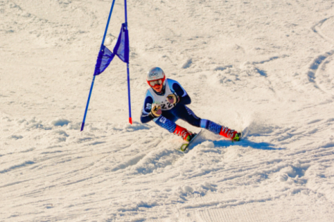 Ski team performs at State Open