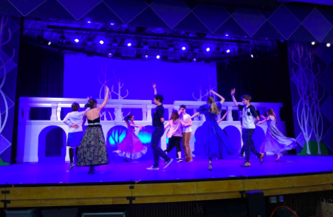 'Cinderella' twirls onto the Coleytown Middle School stage