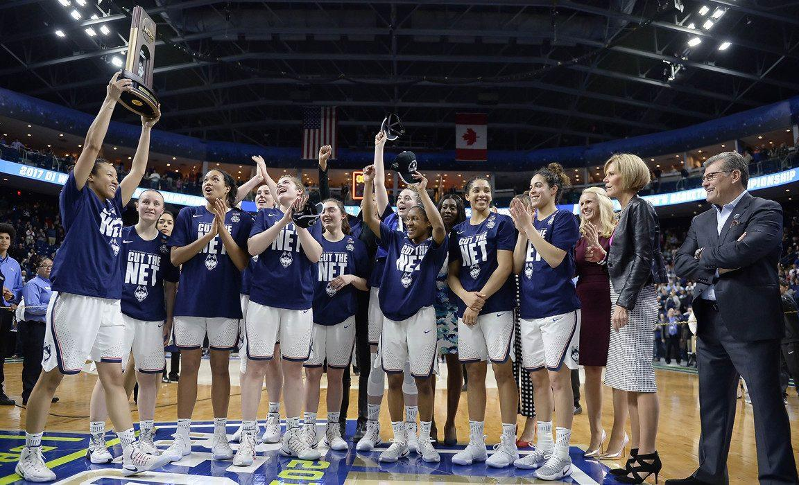 UCONN girls' basketball team cruises to Final Four before ...