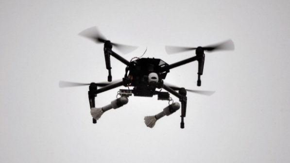 Weaponized drones could be authorized in Connecticut.