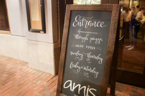 Amis looks to enliven downtown Westport