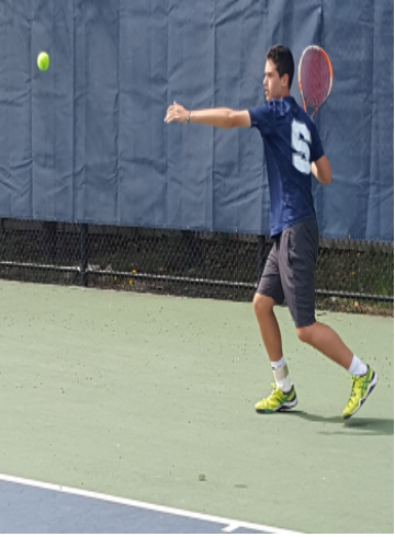 [May 2017] Staples boys' tennis eyes fourth straight FCIAC title