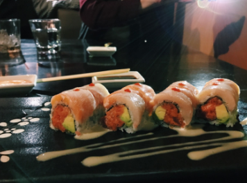 Your guide to eating sushi in Westport