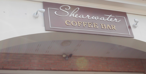 Shearwater coffee