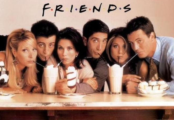 """Students ponder where the """"Friends"""" cast is now"""
