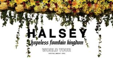 "Halsey's release of ""Hopeless Fountain Kingdom"""