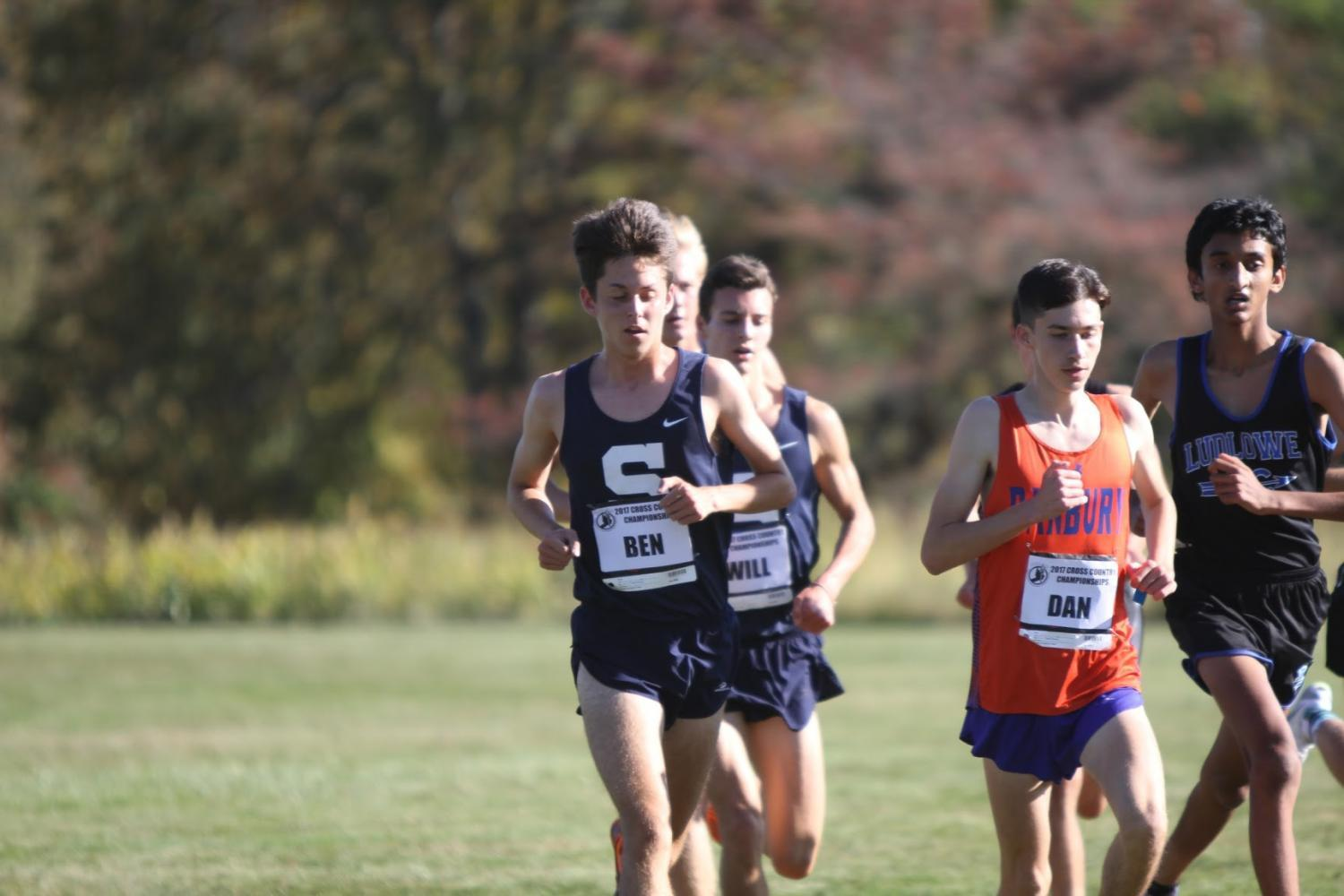 Cross country FCIAC championship recap