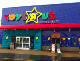 Toys 'R' Us files for bankruptcy and faces challenges in the modern marketplace