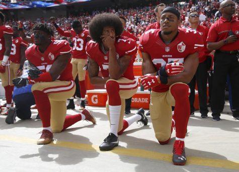 Colin Kaepernick spearheads social movement