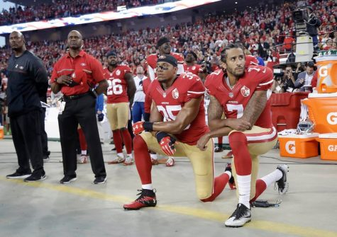 Should NFL players be allowed to kneel?