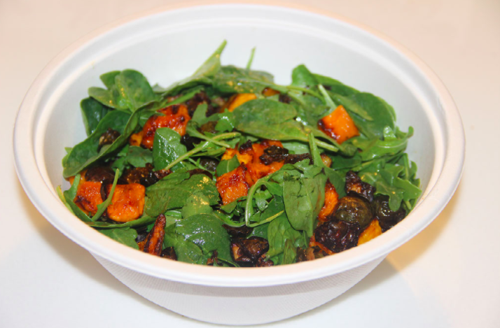 Paleo cafe boasts healthy food with a delicious twist