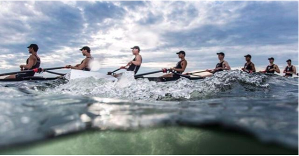 Committed Athletes Row Their Way to College