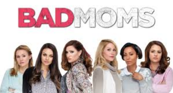 'A Bad Moms Christmas': double the moms, half the fun