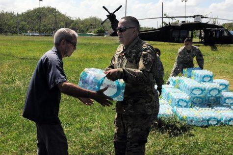 Westport community provides aid to Puerto Rico hurricane victims