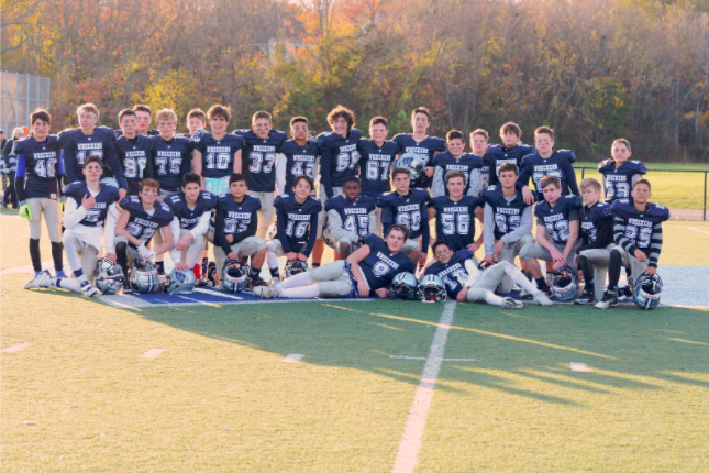 8th grade Westport PAL football team wins championship after undefeated season