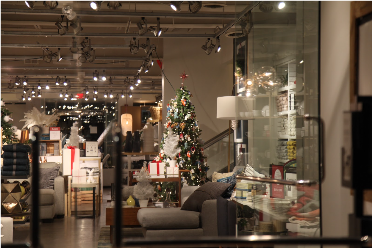 West Elm Christmas Display.Index Of Wp Content Uploads 2017 12