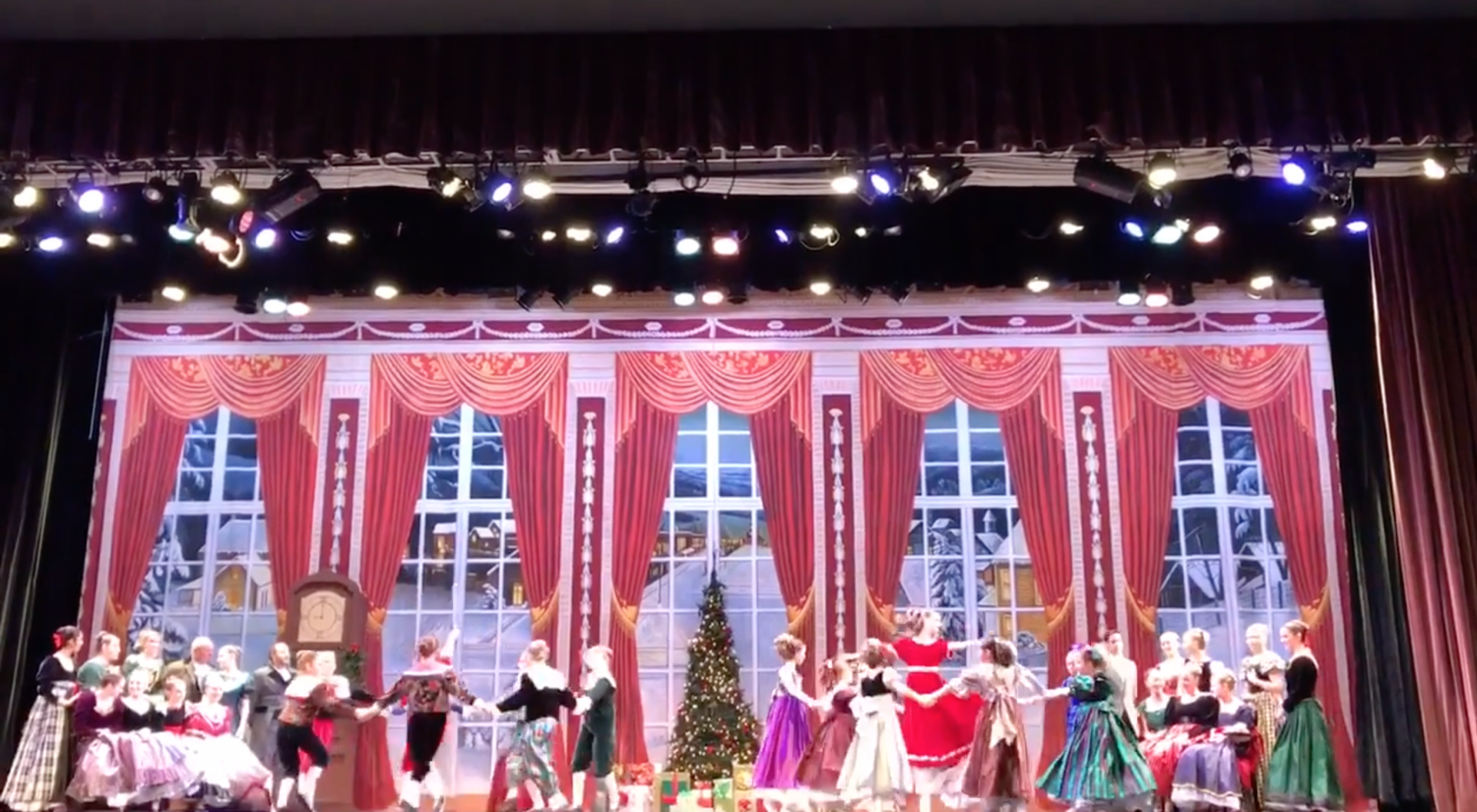 Westport Academy of Dance hosts its annual production of the Nutcracker