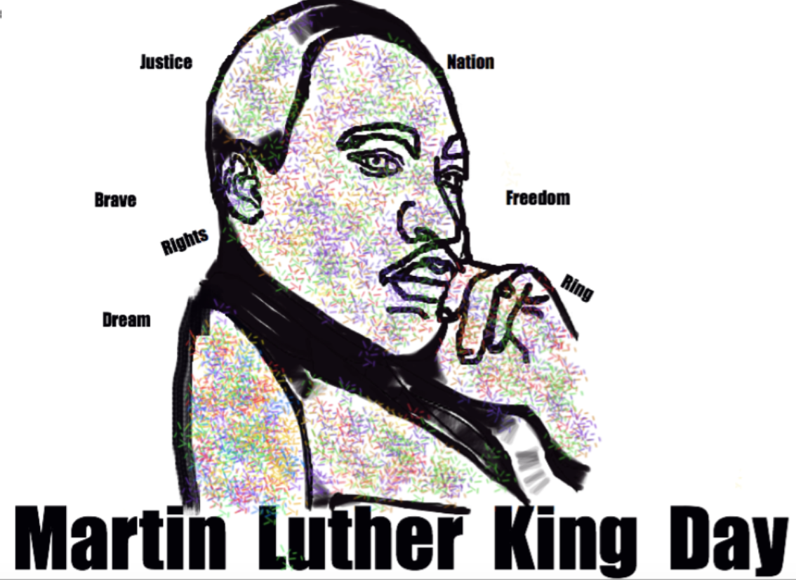 Celebrating Martin Luther King