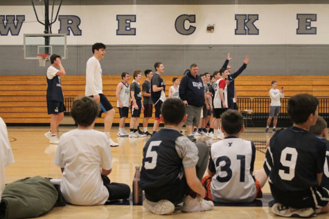 MLK Day basketball clinic prepares future Wreckers