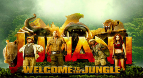 """Jumanji: Welcome to the Jungle"" cashes in at five-hundred million dollars in the Worldwide Box Office"