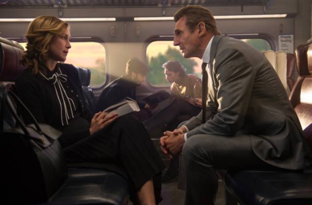 """""""The Commuter"""" makes for an enjoyable thriller despite low ratings"""