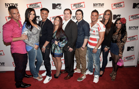 Spin off of 'Jersey Shore' coming on air in 2018