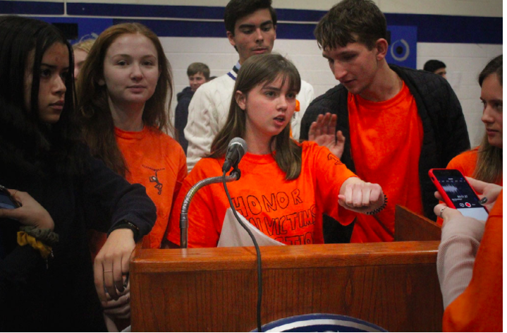#Never Again: national school walkout, a photostory