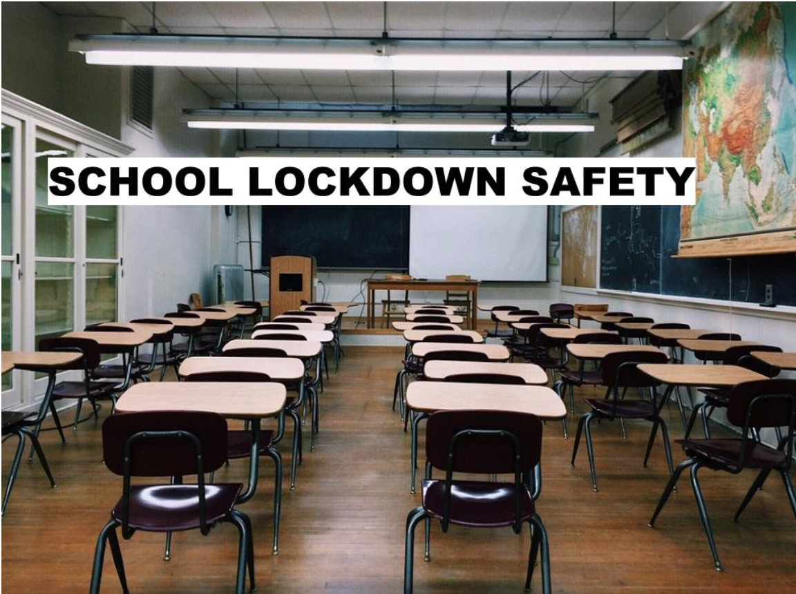 Lockdown drills attempt to improve school safety