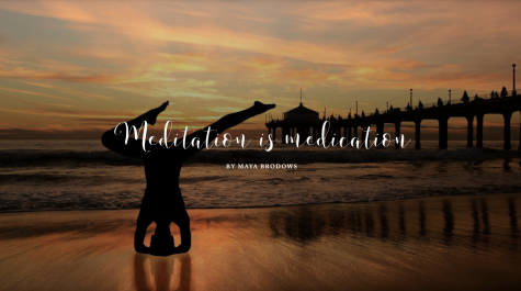 Meditation is the best medication