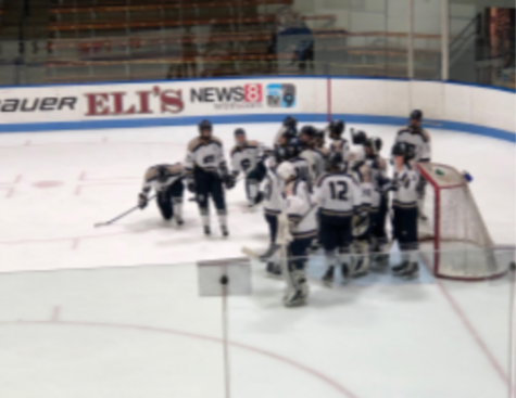 Spuck falls a game short of State Championship