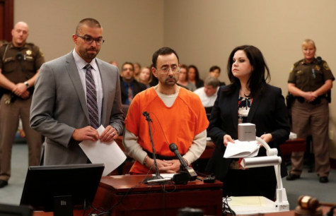 Larry Nassar trials sends shockwaves to Staples