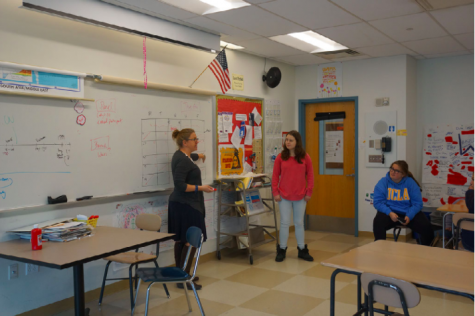 Women in History class promotes discussion, education, action