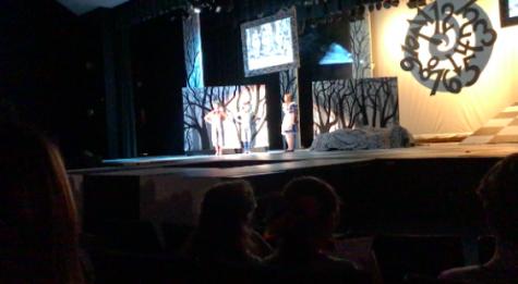 Disturbance at Bedford play upsets student actors