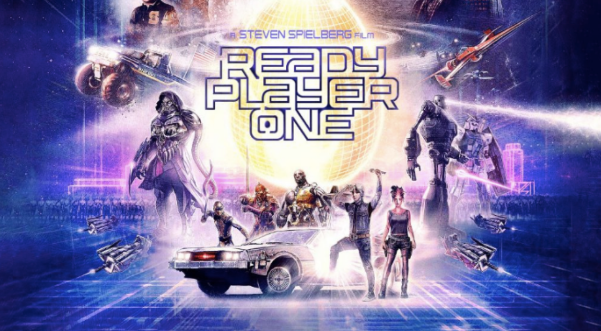 """""""Ready Player One"""" crosses $200 million mark at worldwide box office"""