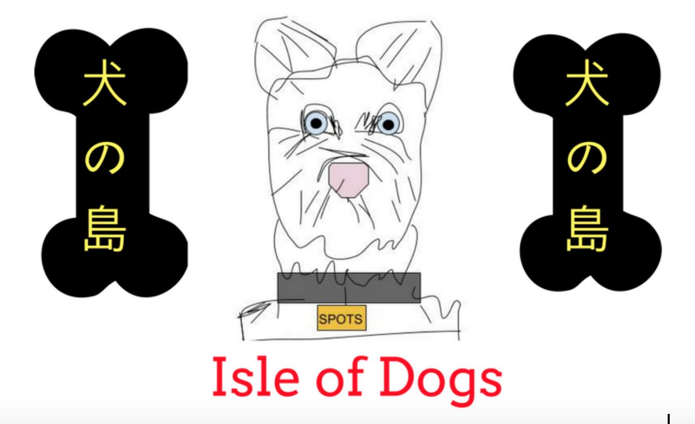 """Isle of Dogs"" is melancholic and disturbing"