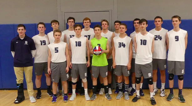 Boys' volleyball looks to capitalize on early success