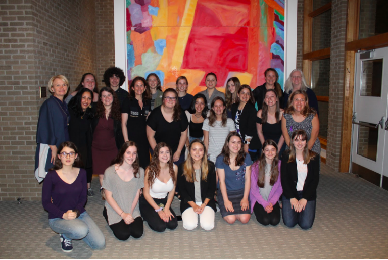 Women in History class culminates year with gender equality panel