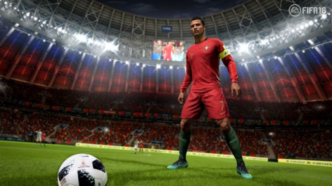 FIFA world cup update shoots and scores