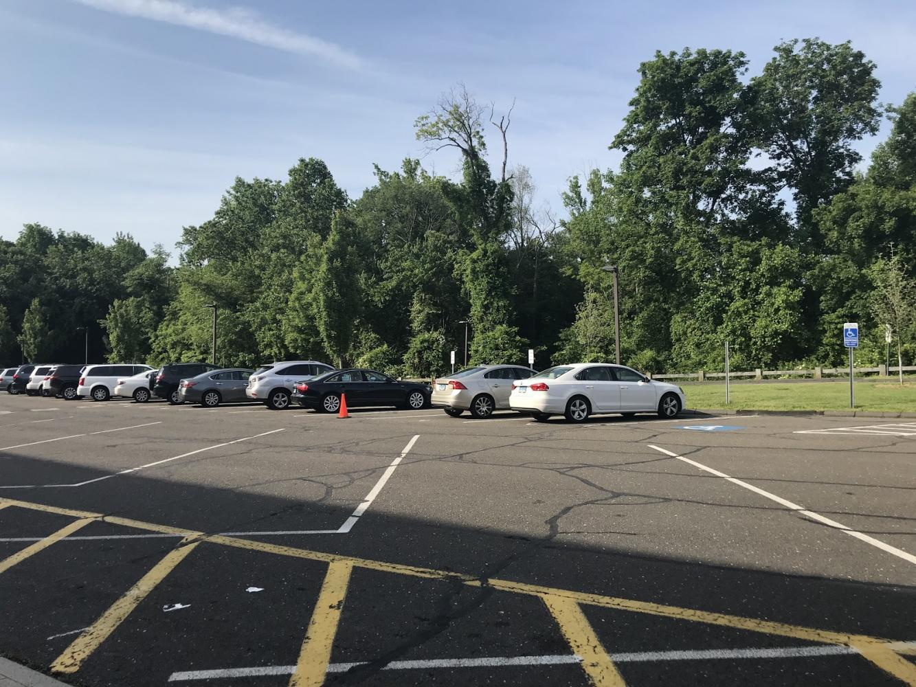 Juniors navigate through unfair parking system