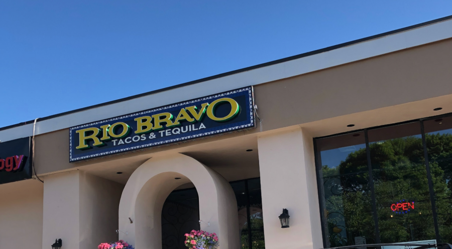 Rio Bravo demonstrates authentic Mexican food