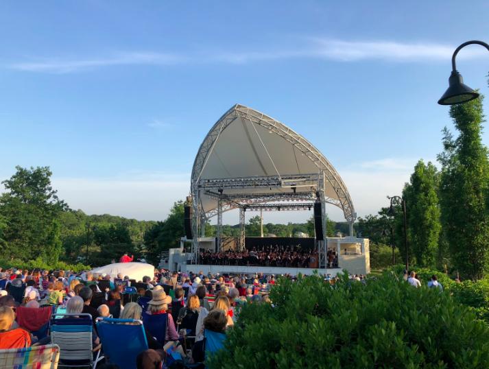 Third annual Pops concert debuts the Levitt Pavilion summer season