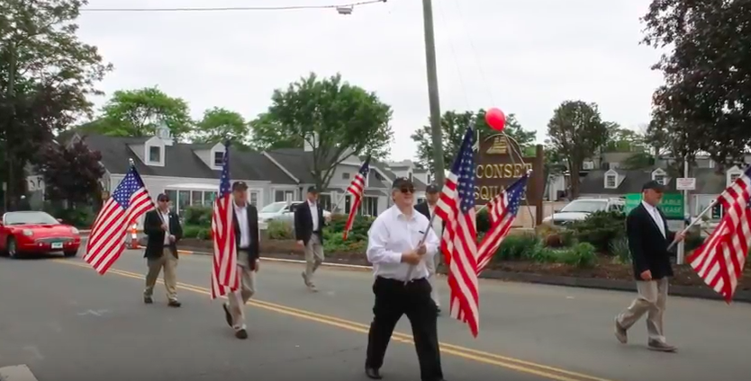 Memorial Day Parade honors veterans and the Westport community
