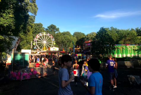 Yankee Doodle Fair thrills students of all ages
