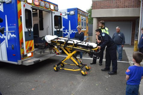 EMS hosts open house to expand understanding of program