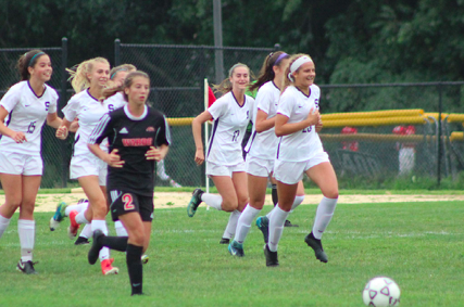 Staples girls' soccer is the team to beat